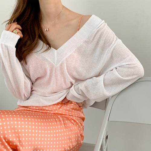 Mary summer knit