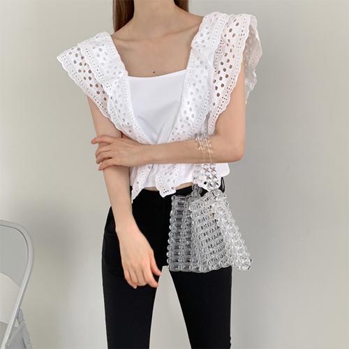Serena lace blouse