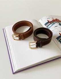 Ove stitch belt