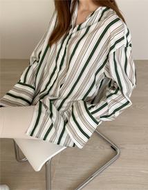 China stripe shirt