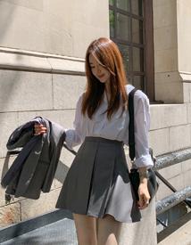 Girlish heart skirt