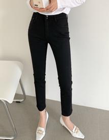 Lax black pants