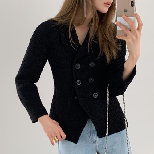 Classy tweed jacket