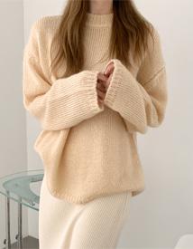 Somsom mohair knit