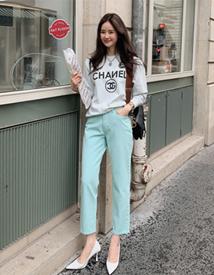 Sweet color pants