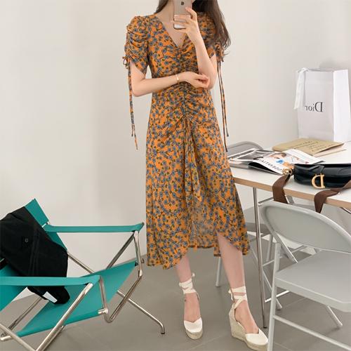 Julie flower dress