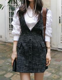 Sander jewelry blouse
