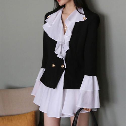 Loa jacket dress