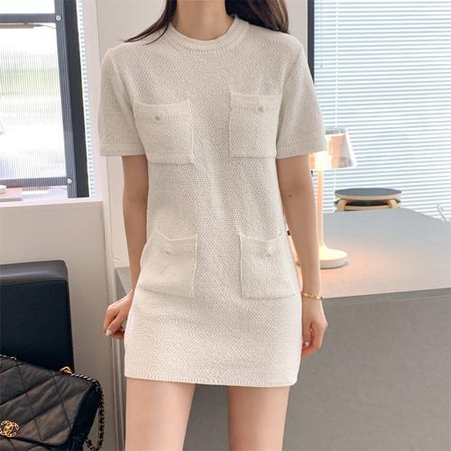 Merida knit dress