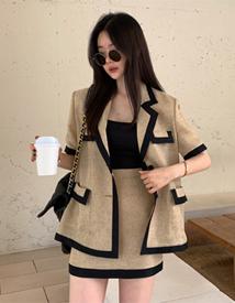 Marin summer jacket