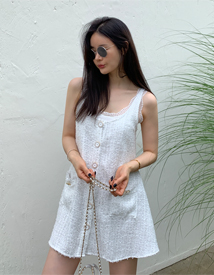 Salon tweed dress