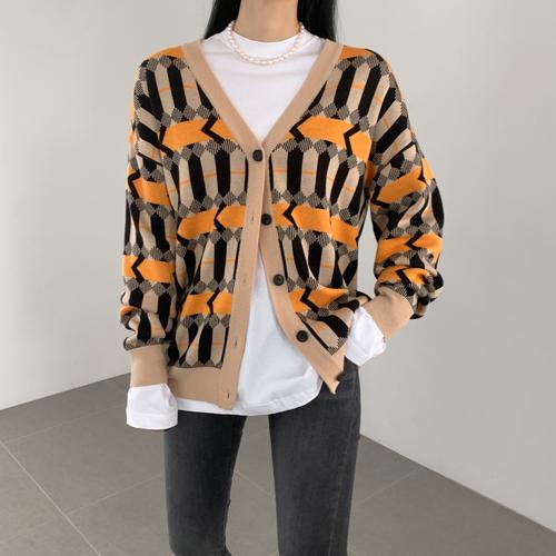 Bless pattern cardigan