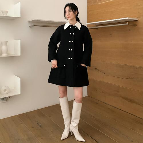 Miyu double coat